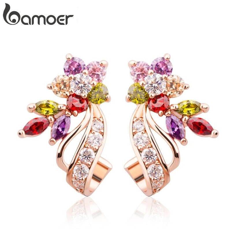 2pcs Femmes Triangle Zircon Cristal Stack Ring Rétro Boho Fashion Jewelry Gift