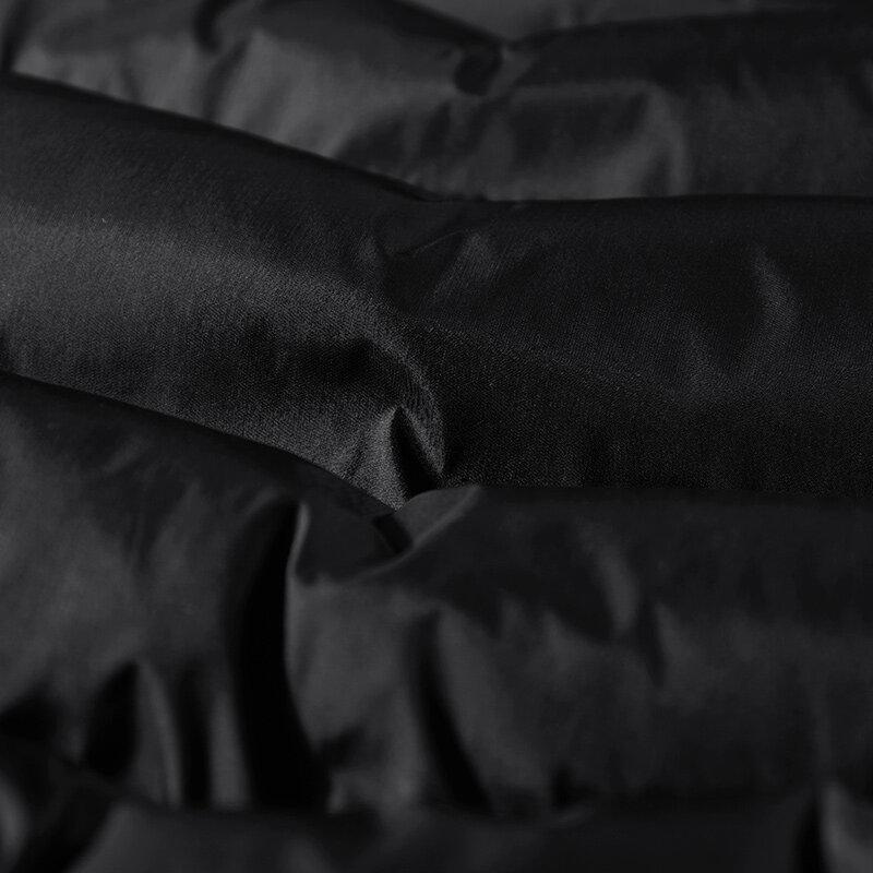 Chaleco De Moda Para Hombre Chaleco Sin Mangas Chalecos Suaves Térmicos De Primavera Abrigos Casuales Chaleco De Algodón Para Hombre Chaleco Grueso Para Hombre 8xl