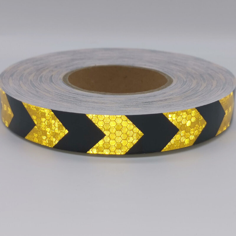 REFLECTIVE TAPE RED ENGINEERING GRADE 50mm x 5m