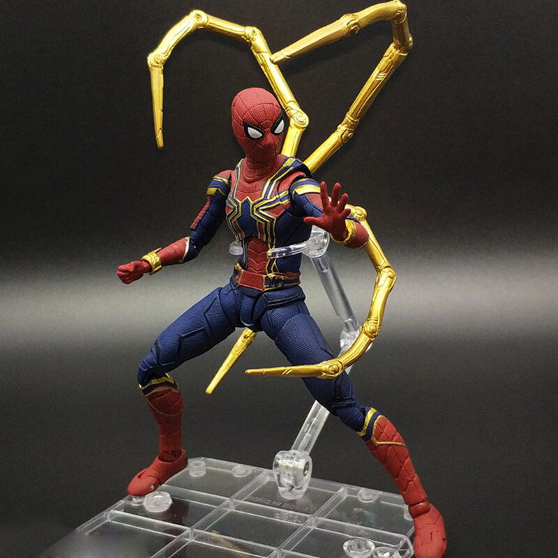 Spider-Man PVC Action Figure Collectible Model Toy 15cm