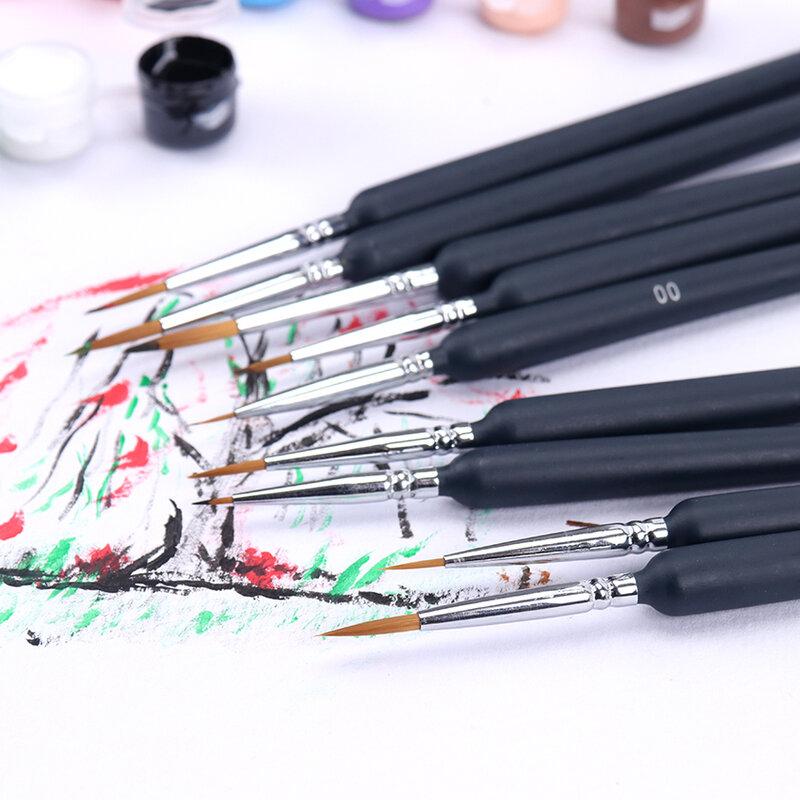 1 pc 높은 품질 5 색 office 주최자 라운드 화장품 연필 펜 홀더 편지지 컨테이너 사무 용품