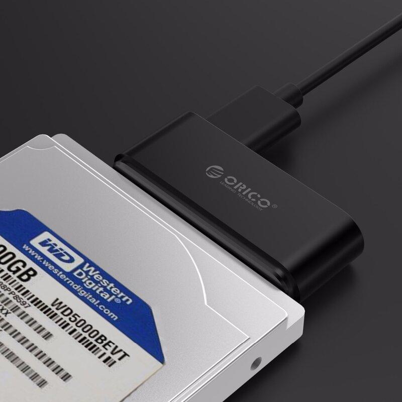 ORICO USB3.0 to SATA SSD SATA Adapter Cable Converter  Super Speed SATA 22 PIN