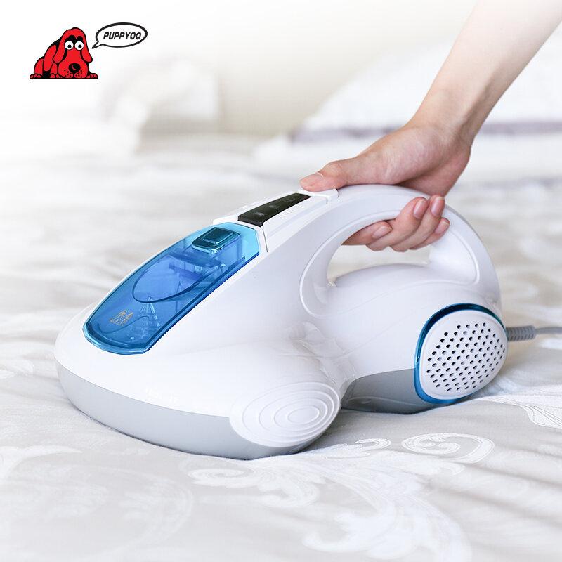 PUPPYOO Staubsauger Bett Hause Collector UV Acarus Tötung Haushalt Staubsauger für Home Matratze Milben-Tötung WP610