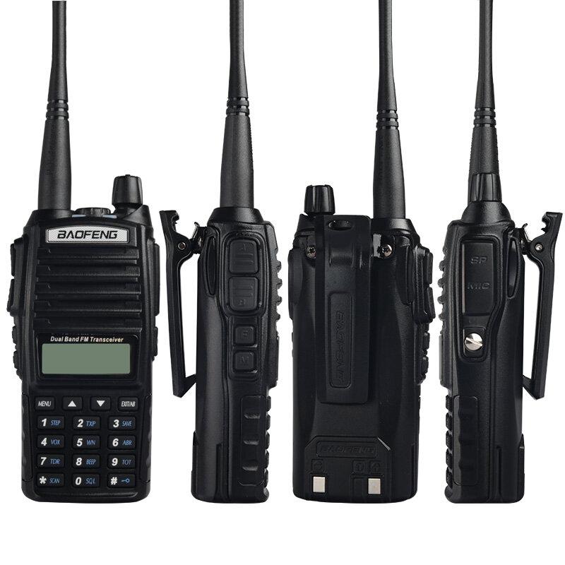 ترقية 8W BaoFeng UV-82 المحمولة هام راديو 10 كجم Baofeng UV 82 عالية 5W اسلكية تخاطب 10 كجم Baofeng UV82 جيدة كما Baofeng uv-9r