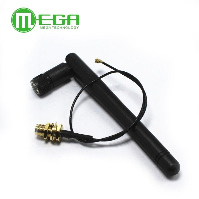ESP8266 المسلسل واي فاي وحدة إرسال واستقبال لاسلكية MT7681 3DBI مكاسب هوائي