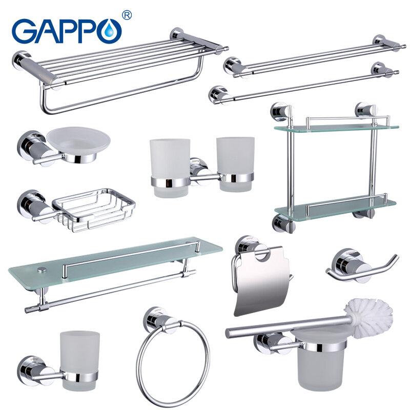 Go Bathroom Accessories Towel Bar