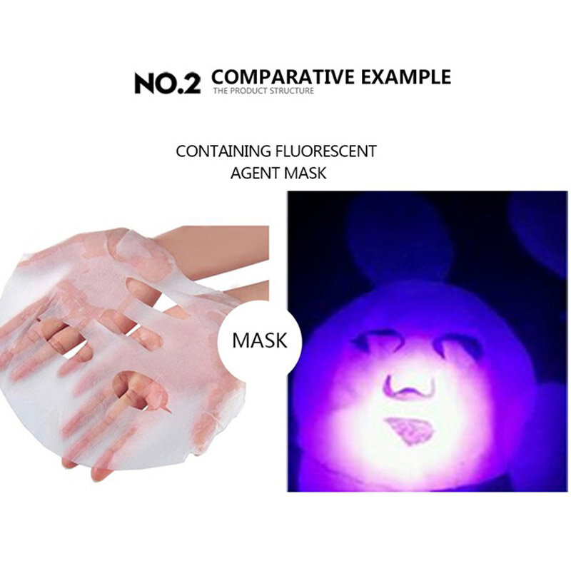 2018 nouveau Pocketman LED lampe de poche UV SK68 Violet lumière UV 395nm lampe torche livraison gratuite
