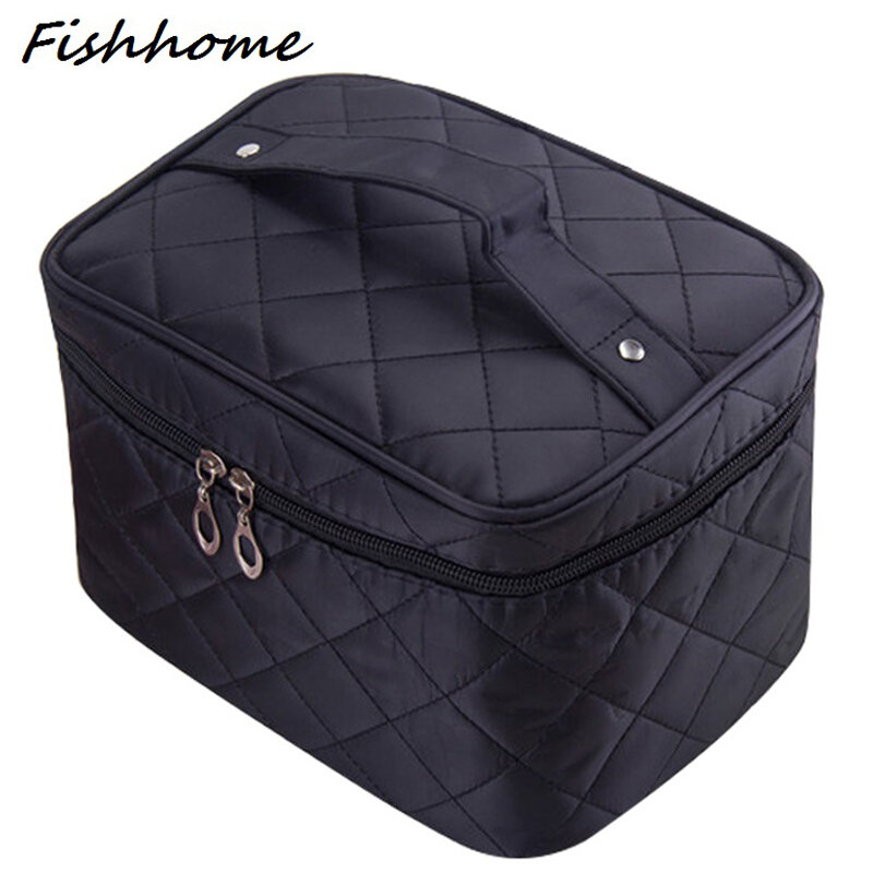 Kosmetische box 2020 weiblich Stepp professionelle kosmetik tasche frauen große kapazität lagerung handtasche travel kultur make-up tasche ML1
