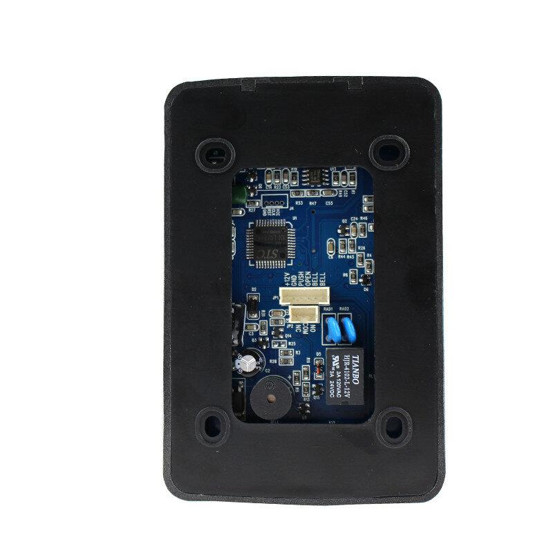 125KHz Rfid Standalone Access Control Keypad EM Kartenleser mit 10 Schlüsselanhänger Tür Keyless Lock Für Entry Sicherheit System