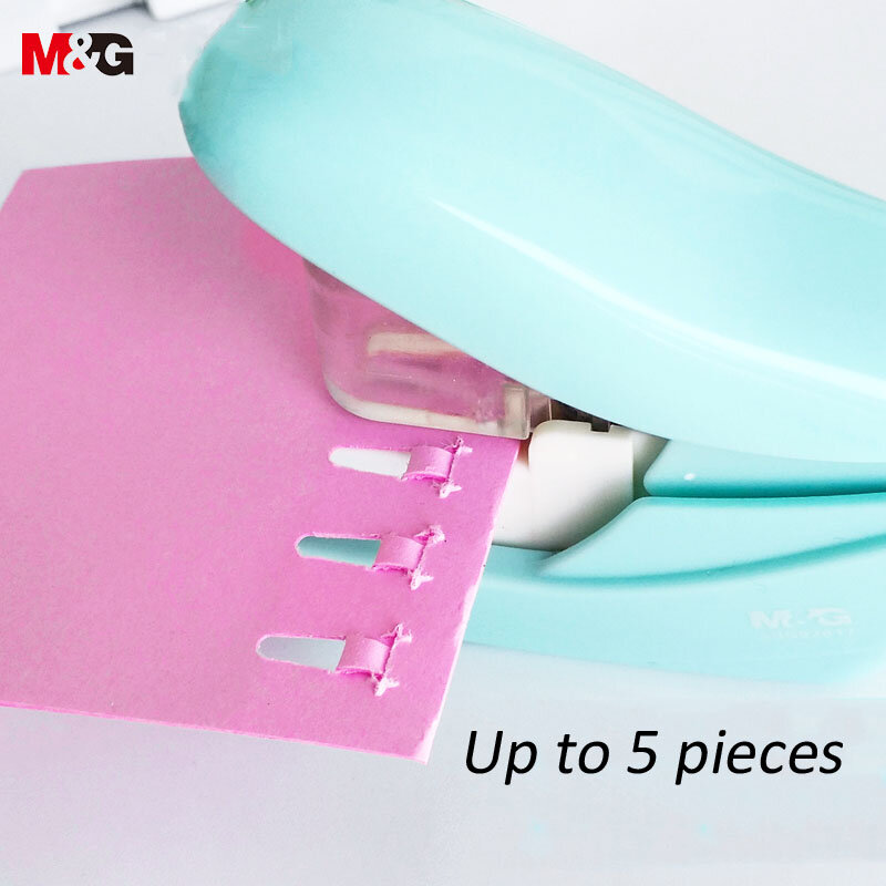 Nails Stapling Machine Mini Cute Book