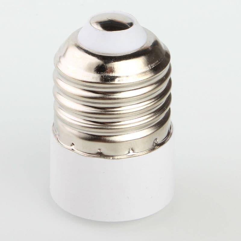 1x convertitore presa di conversione adattatore e27 per e14 materiale di alta qualità del materiale ignifugo porta adattatore della lampada zoccolo