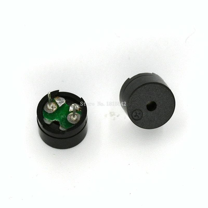 Buzzer passif AC 12MM x 8.5MM 12085 16R résistance 3V 5V 9V 12V, vente en gros, 10 pièces/lot