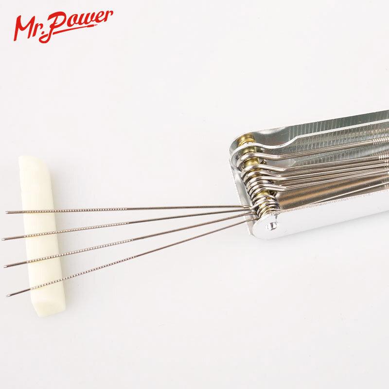 Mr. power guitare ukulélé écrou/pont fichiers ensemble d'outils de classement ponceuse coupe mieux et plus propre à vendre nouveau électrique acoustique 35 Z