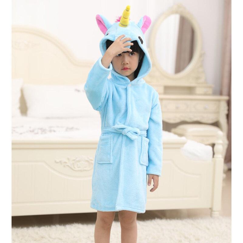YULOONG Children Onesies Kid Cartoon Animal Unicorn Pajamas Christmas Halloween Party Cosplay Costume