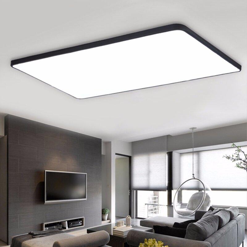 Led Ceiling Light Modern Panel Lamp