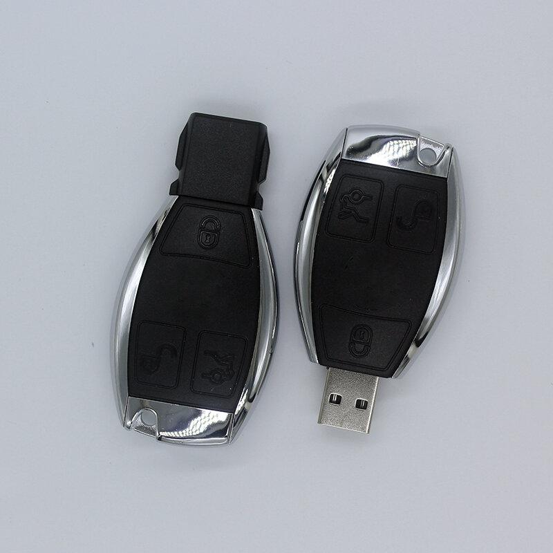 64 GB Mercedes Benz Car Key USB Flash Drive Memory Card Stick USA Seller