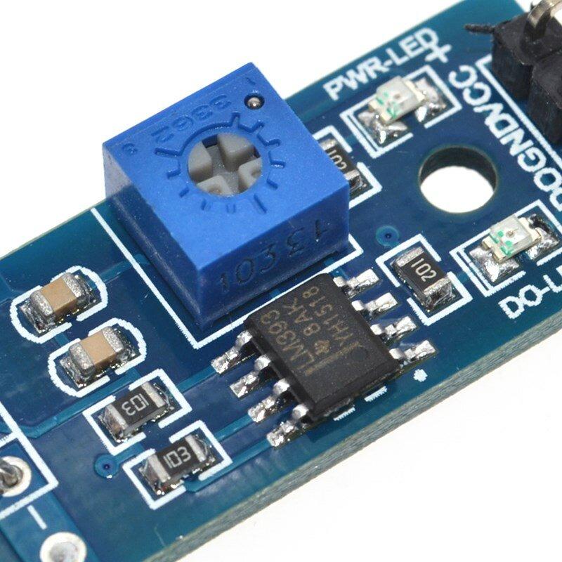 شحن مجاني حساس الاستشعار مصابيح إضاءة وحدة وحدة الكشف لاردوينو