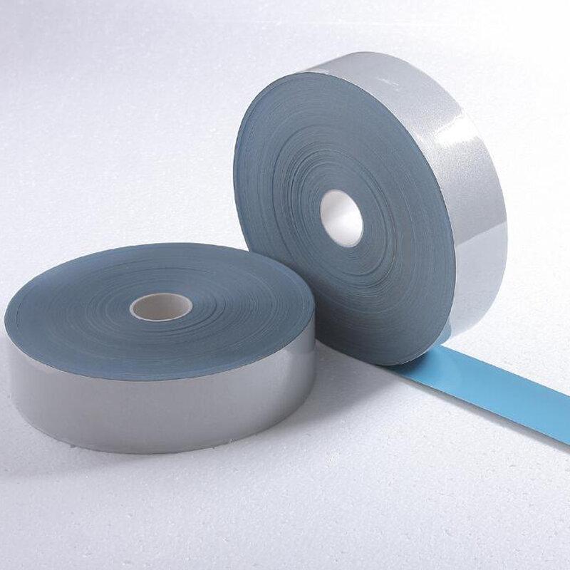 Reflective Tape Strip Webbing Highlight Sew-On Trim Fabric DIY Safety Warning