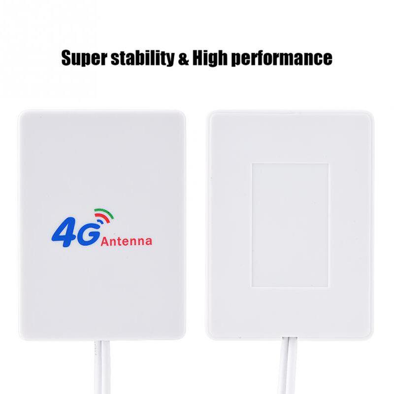 2pcs 3G 4G LTE Antenna External WiFi Antenna TS9 Connector Signal Booster
