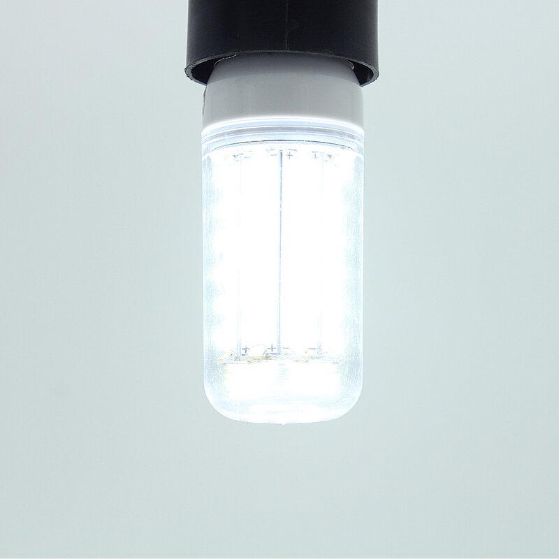 ANBLUB E27 LED 램프 E14 LED 옥수수 전구 SMD 5730 220V 24 36 48 56 69 72LED 샹들리에 촛불 조명 홈 조명 장식