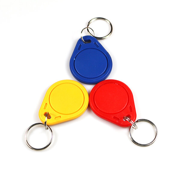 125KHz للكتابة T5577 تتفاعل Keyfobs المفاتيح مفتاح الرمز المميز للكاتب بطاقة