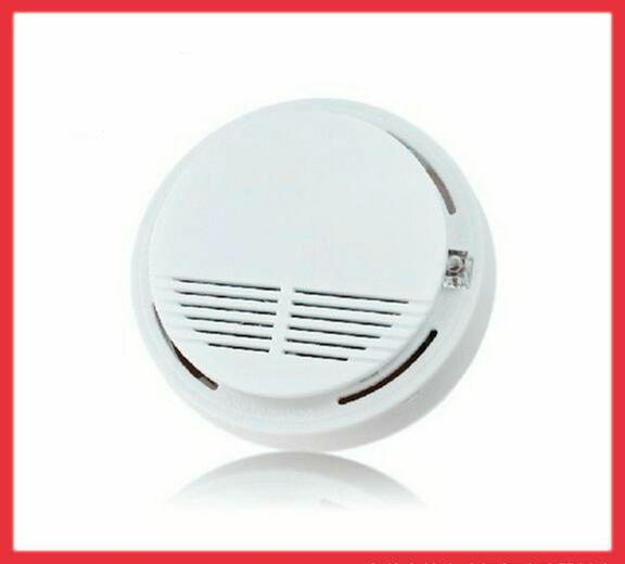 Yobang sicurezza-rilevatore di fumo Monitor sensore di allarme antincendio per sicurezza domestica allarme fumo fotoelettrico sensore di fumo indipendente