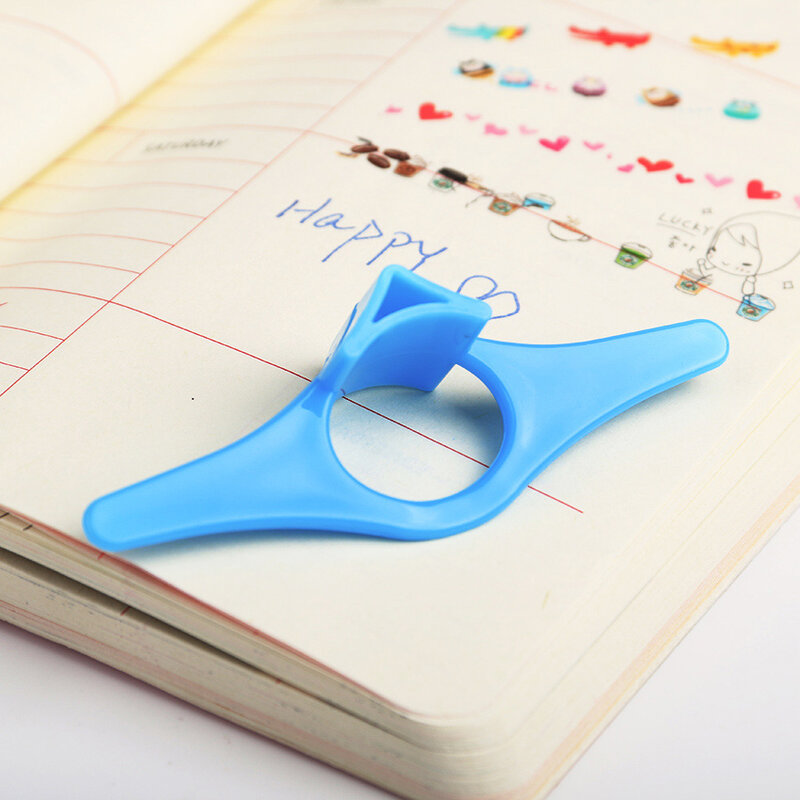 Stationery Gift Books Markers Holder Bookmark Butterfly Shape Paper Clip