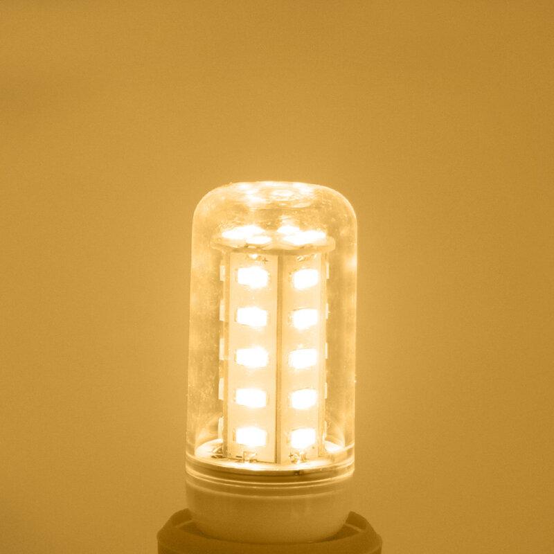 E27 E14 Ha Condotto La Lampadina Della lampada Della Luce 5730 220V 24 36 48 56 69leds Lampadina Del Cereale Del Led lampada Per La Casa led Lampadario Candela lampadine di Illuminazione per Interni