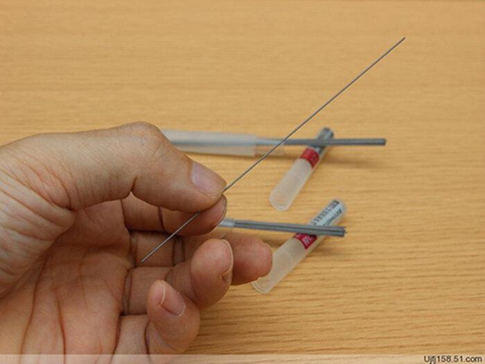 قلم رصاص أوتوماتيكي لـ core 2B ، قلم رصاص أسود 0.5 مللي متر و 0.7 مللي متر ، قابل لإعادة التعبئة ، قلم إطالة
