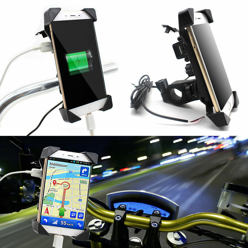 Kemimoto Bicycle bag Bike Mount Phone Holder Case 4.7 Waterproof