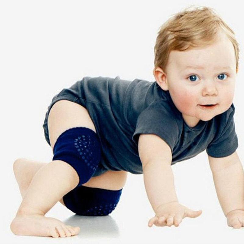 Kleinkind Socken Short Knieschützer Krabbeln Schutz Krabbeln Baby Socken Baby Kinder Socken Sicherheit Knie Pads für Infant Bein Schutz