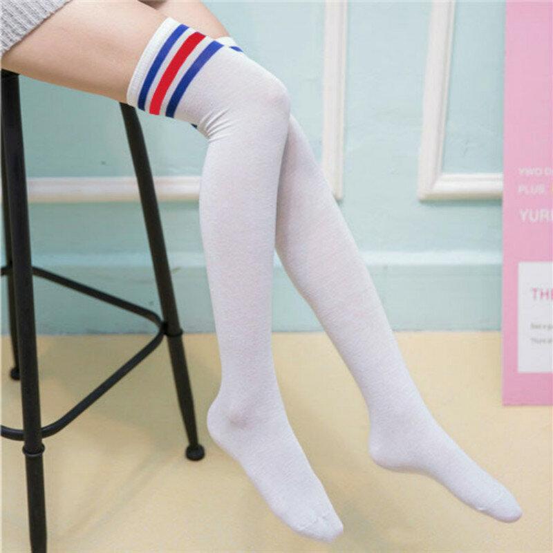 Smallrabbit Socks For Women Thigh High Over The Knee Stockings Warm-Leg Boot Warmers