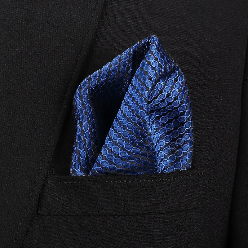 Men Pocket Square Handkerchief Silk Floral Paisley Hanky Party Various 41 Styles