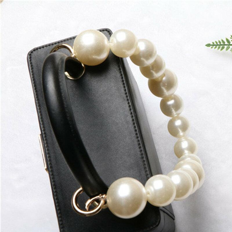 silver 60cm Purse chain Handbags bags Shoulder Strap Chains handle replacement