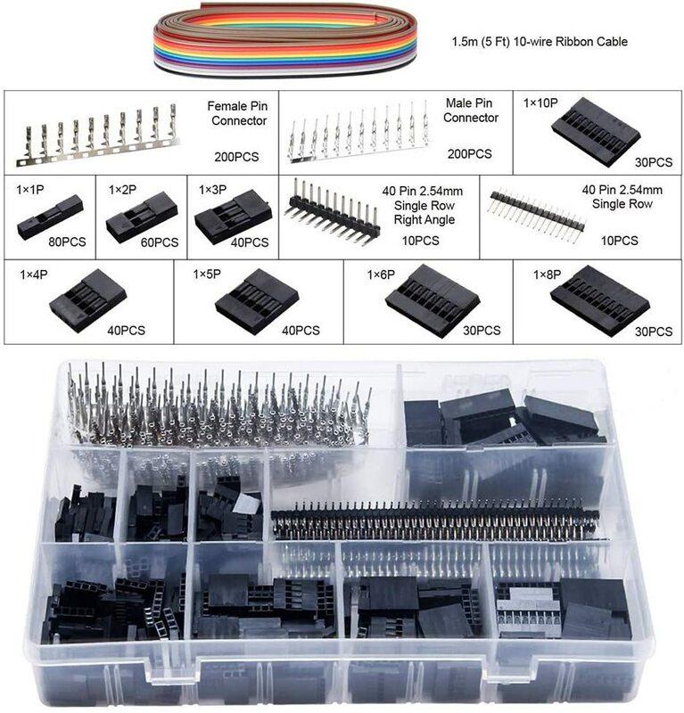 KF2510 XH 2.54 Ferramenta de engaste Alicate De Crimpar-Hobby PH 2.0 Jst Servo Plug