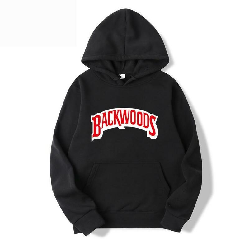 ME COO Man Logo Evanescence Comfortable Hooded Sweatshirt