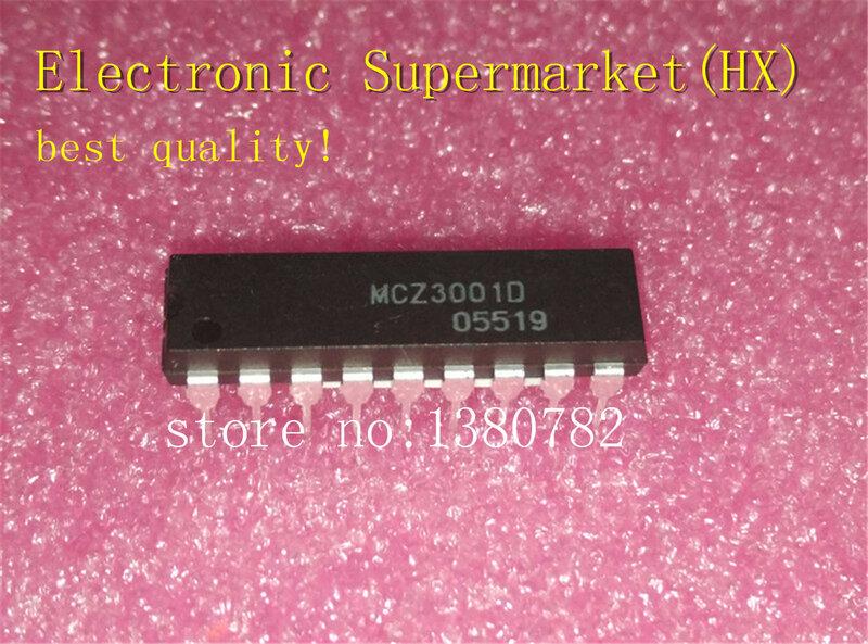 شحن مجاني 2 قطعة/السلع MCZ3001DB DIP-18 IC في الأسهم!