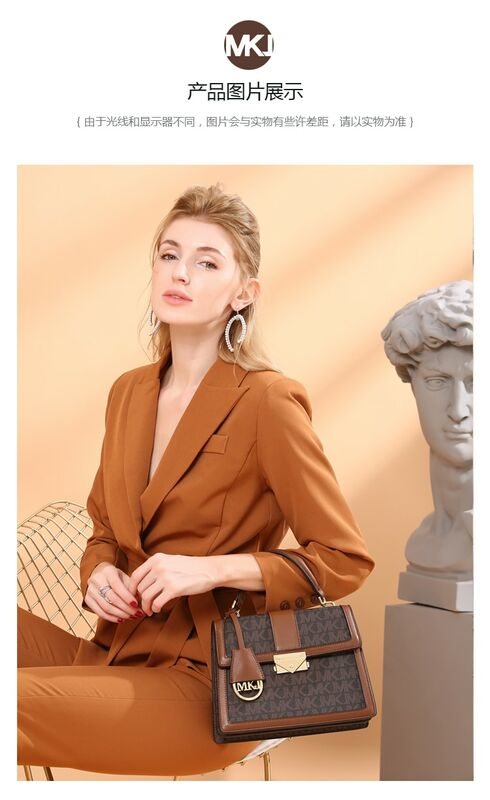 2020 High Quality Genuine Leather Shoulder Bags Famous Designer Women Purse and Handbags Large Capacity Casual Totes  MKJ205#