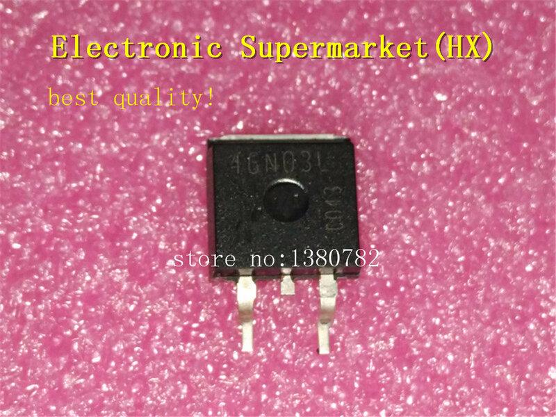 100% جديد و الأصلي 10 قطعة/السلع SPB46N03L SPB46N03 46N03 في الأسهم!