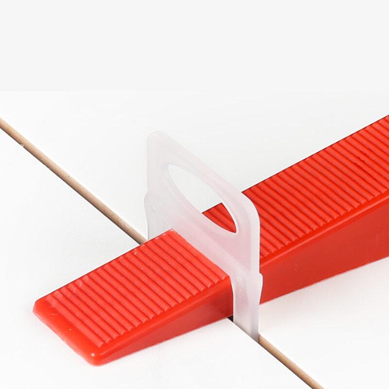 Sistema de nivelación de azulejos de PE, herramientas de construcción de alta calidad, para colocación de azulejos, 1/500/2/2.5.3mm, 1,5 Uds.