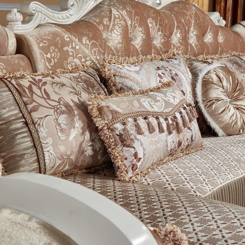 3 pezzi di 1 set poltrona Beanbag divano componibile nuovo arrivo stile europeo Set tessuto vendita calda fabbrica a basso prezzo