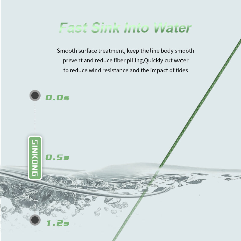 Spectra 300M PE Braided สาย Super Strong ญี่ปุ่น Multifilament Sea Softwater ปลาคาร์พ10 20 30 40 50 60 80LB