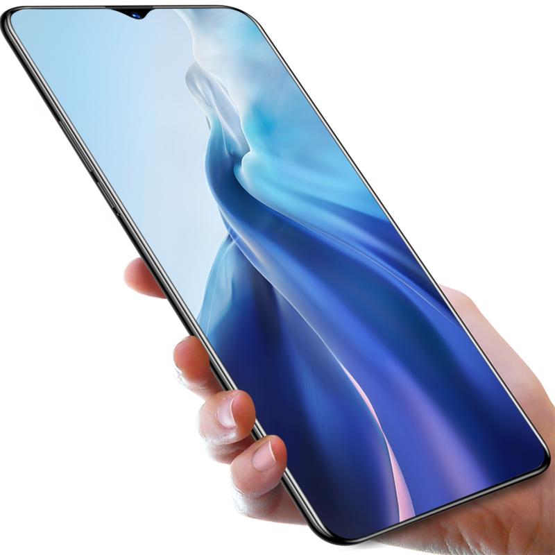 Smartphone Xiao M12 Pro Global Version MTK6889 16GB+512GB 6.7Inch 5G 10 Core support Dual Nano SIM Card +Micro SD Cellphone