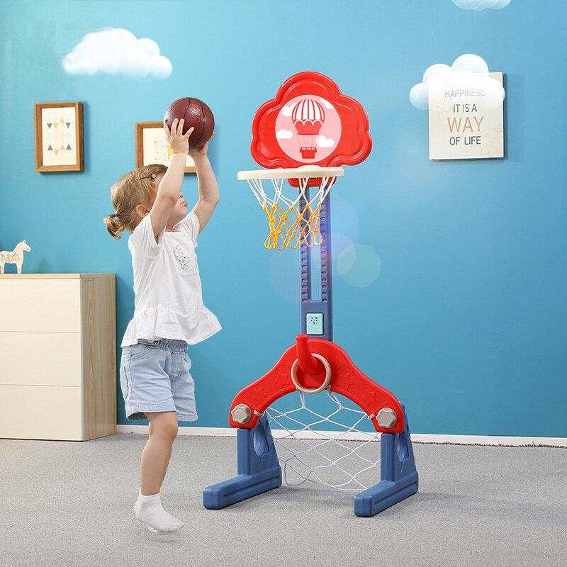 K-STAR Kinder Haushalt Amusement Spielzeug Baby Sport Basketball Rückwand Baby Hause Rahmen EIN Geburtstagsgeschenk