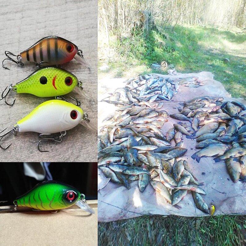 1PCS 5.5cm 9g pesca crankbait Hard เหยื่อเหยื่อ swimbait ปลาญี่ปุ่น wobbler จัดส่งฟรี