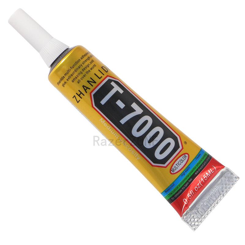 Klebstoff Kleber 15/50/110ml LCD Display Rahmen Kleber T7000 für Handy Bildschirm Bindung Glas Rahmen reparatur Kleber