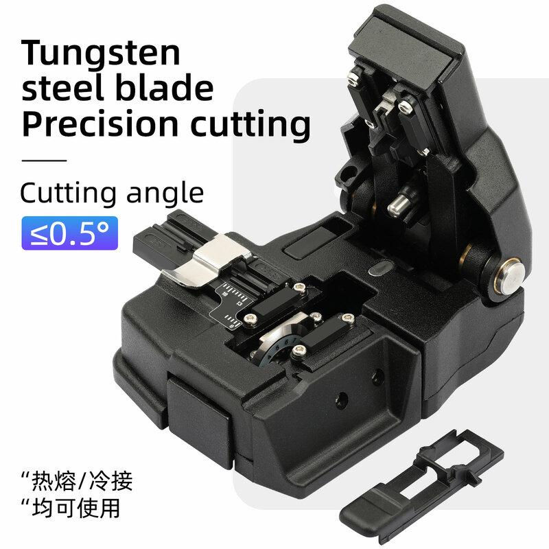 KELUSHI-HS-30 de fibra óptica de alta precisión, cortador de fibra óptica, Comparable con Fujikura, CT-30