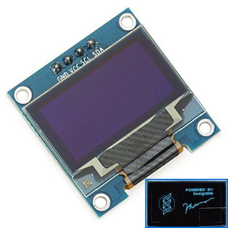 Großhandel 0,96 zoll 4pin OLED Modul SSD1306 Stick IC 128*64 I2C IIC Kommunikation