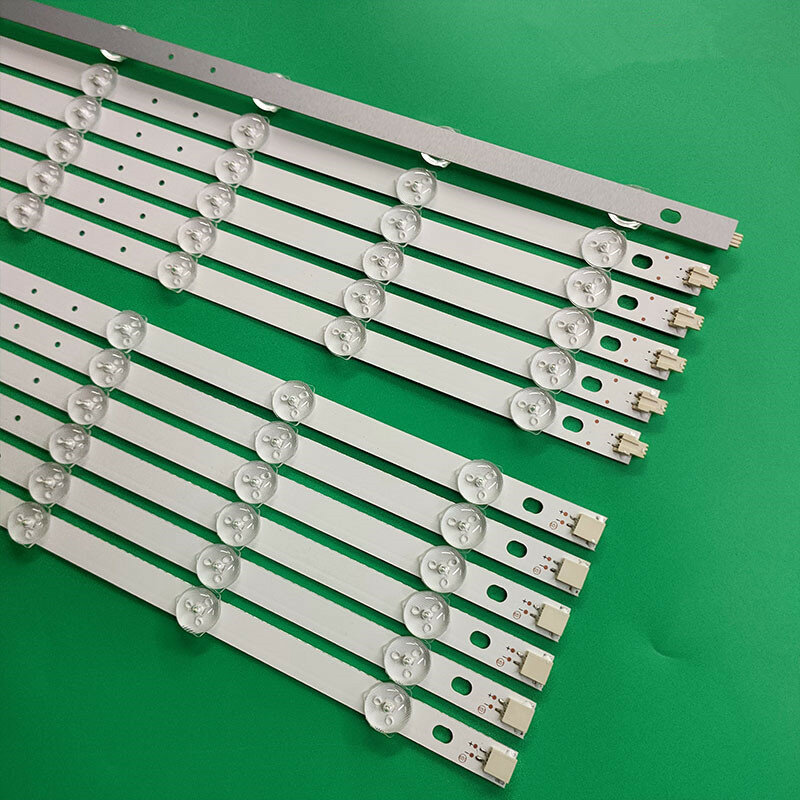 Nuevo 12 unids/set tira de LED para iluminación trasera para LG 42LM3700 42LS3400 42LM3400 6916L-0913A 0882A 6916L-1028A 1029A LC420DUN (SE) (R2)