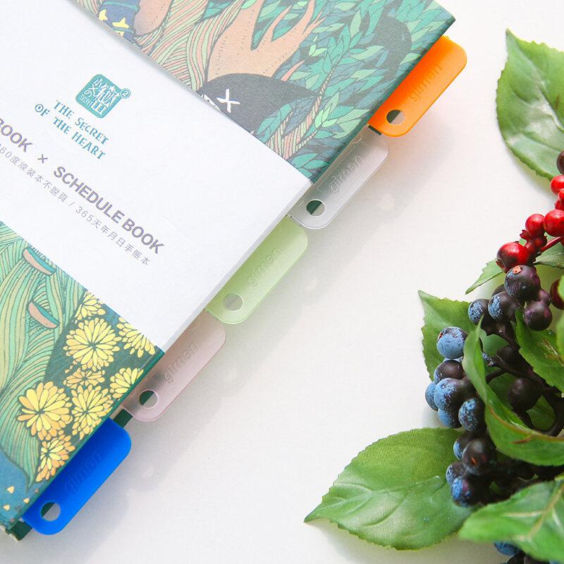 1 scatola colorata decorativa scrittura clip di carta fotografica accessori per ufficio materiale scolastico articoli di cancelleria per studenti bambini bambini